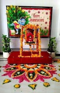 Janmashtami is the time to decorate