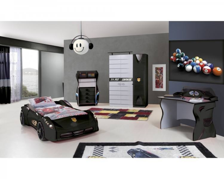 racecar bedroom set