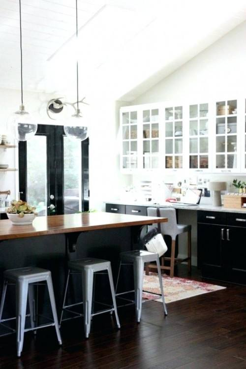 Full Size of Kitchen Decoration:black And White Kitchens Pictures Black  Kitchen Walls Black Kitchen