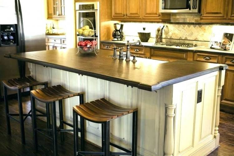 kitchen island countertop ideas best design for kitchen island ideas