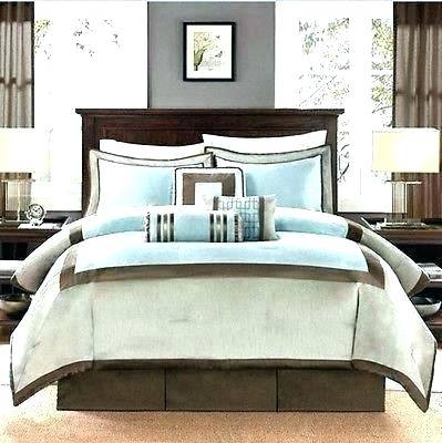 brown and blue decorating ideas Brown Bedroom