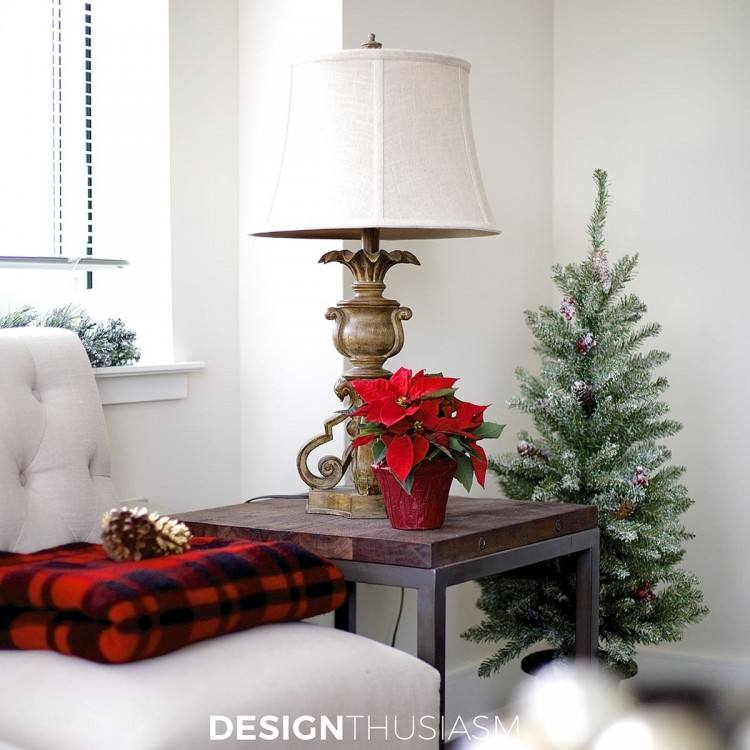 Holiday Decorating Ideas for a Small Apartment | Designthusiasm