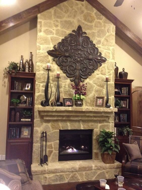 decorating  fireplace mantel for spring decorating fireplace mantels decorations