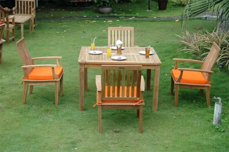 How To Stain Teak Patio Furniture