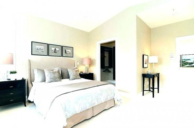 poised taupe bedroom