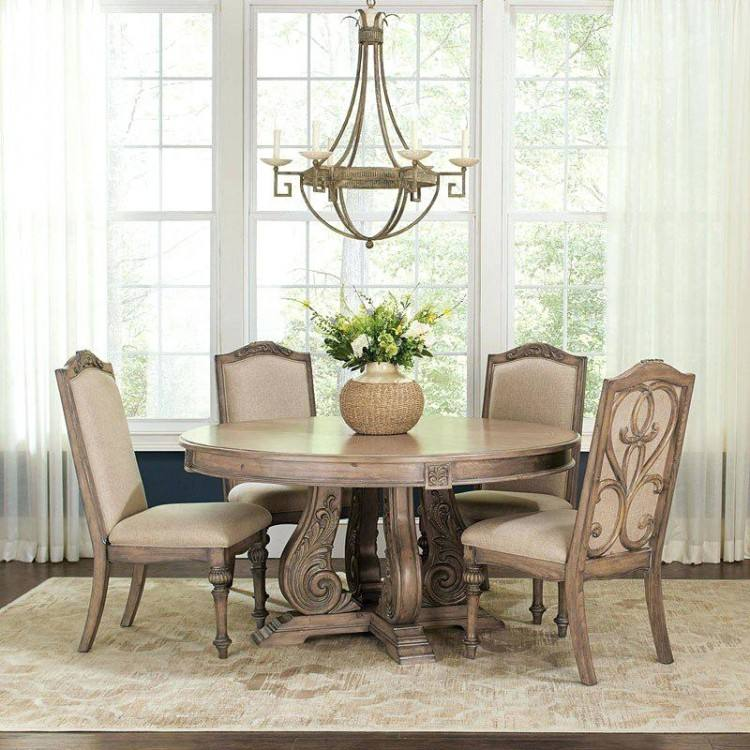 Full Size of Dining Room Set Small Round Table And Chairs Circle Dining  Room Table Sets