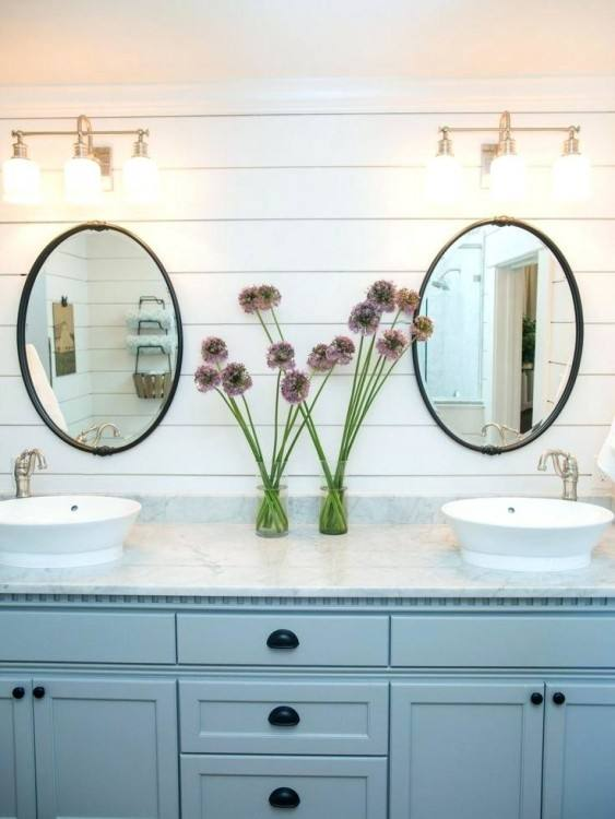 large frameless bathroom mirror large wall mirrors