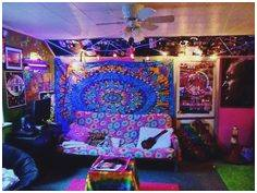 Explore cool Awesome Black Light Room Decor Trippy Blacklight Room  remodeling tips in a number of pictures from Susan Coleman, home  improvement exper