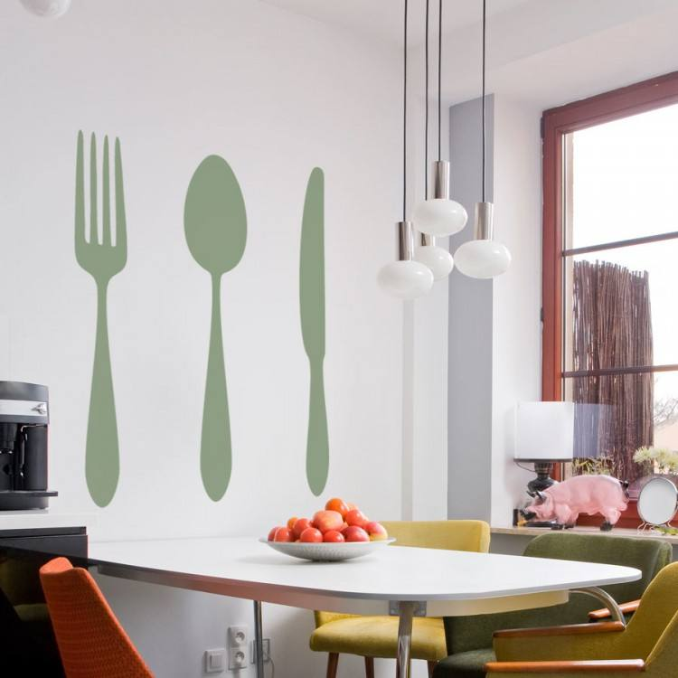 red silverware sets home ideas
