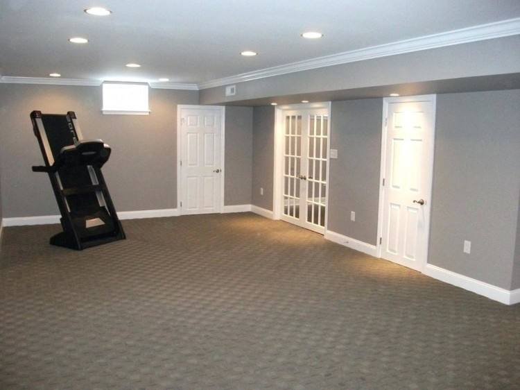 Wall Decor Basement Color Ideas And Best For Walls