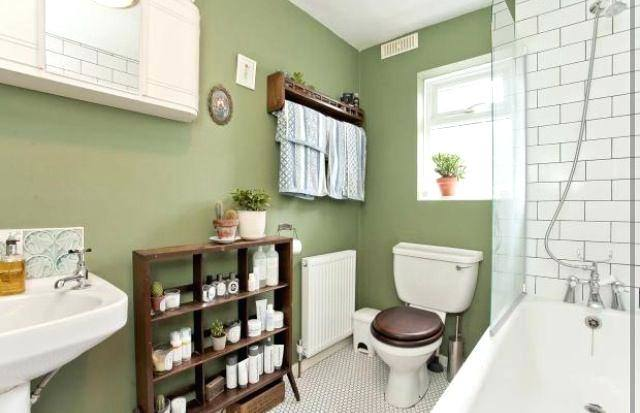 green bathroom decorating ideas green bathroom decor photo 4 of green paint  colors for bathroom 4