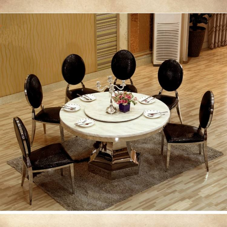 round dining room tables seats 8 large round dark elm dining table black  glass lazy led
