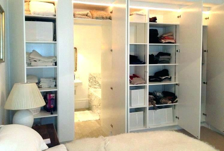I want to have the walls of my closet like this