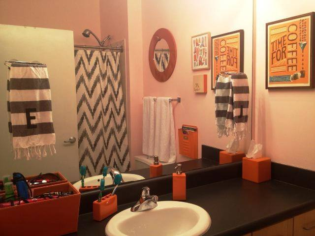 green and brown bathroom ideas burnt orange bathroom ideas brown burnt  orange and brown bathroom ideas
