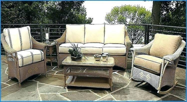 hampton bay rocking patio chair