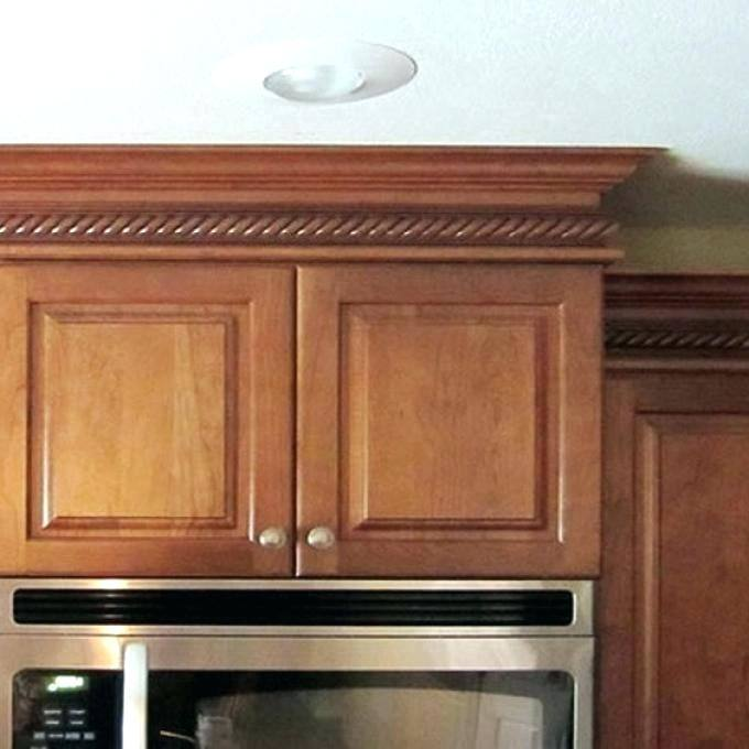 cabinet top trim kitchen inspirational white decorating ideas