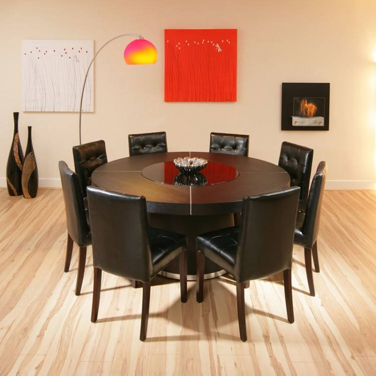 dining room sets 8 chairs inch round dining table