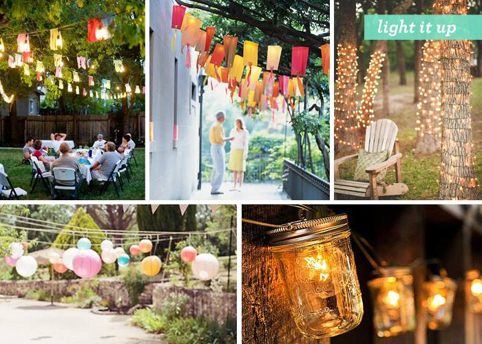 Party Decorating Ideas to make your own