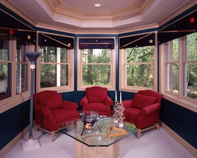 Bay Windows Decor Attractive For The Home Pinterest Window Treatments  Intended 8 Interior: Bay Windows Decor Awesome 50 Cool Window Decorating  Ideas