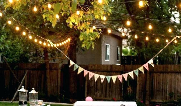 elegant outdoor party decorations pinterest