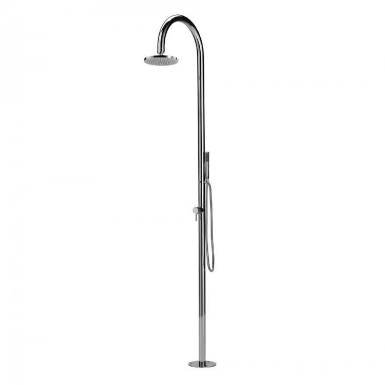 outdoor shower fixtures with foot wash outdoor shower fixtures freestanding  faucet with foot wash resolution 4