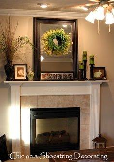 Secrets For A Sensational Summer Mantel Nell Hills