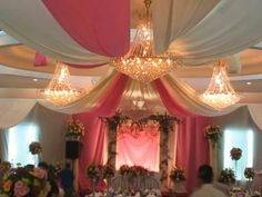 Gorgeous Wedding Decoration Ideas For Reception Decorating With Extremely High Ceilings Help Receptions Paper Inspirational Wedding