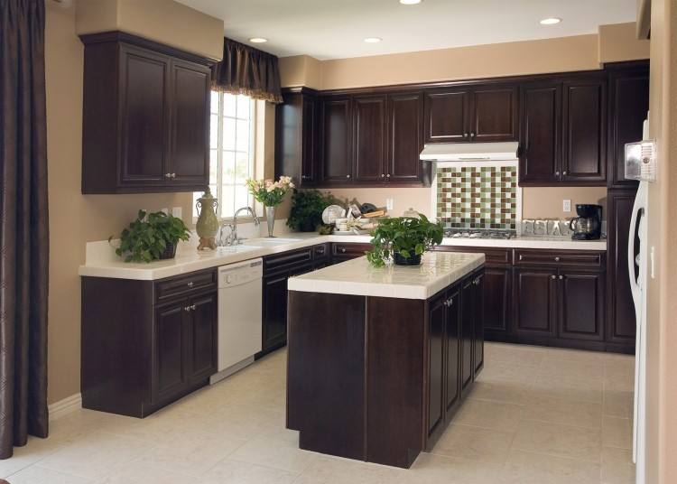 cherry cabinets kitchen great pleasurable kitchen paint colors with cherry  cabinets wall painting the recommended smith