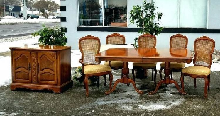Full Size of Stanley Endeavour Dining Room Set Furniture Discontinued Value  Traditional By Adorable Pedestal Table