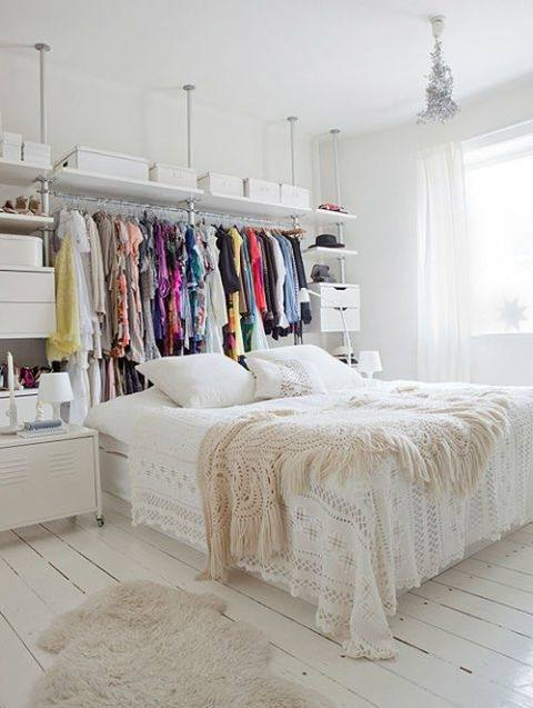 Full Size of Closet Door Ideas For Small Rooms Walk In Spaces Closets  Bathrooms Scenic Sm