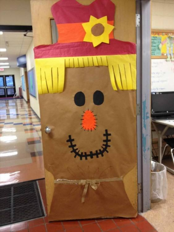 Ideas Door Decoration Ideas For Thanksgiving Candle Ideas For 20 Easy Thanksgiving  Decorations For Your