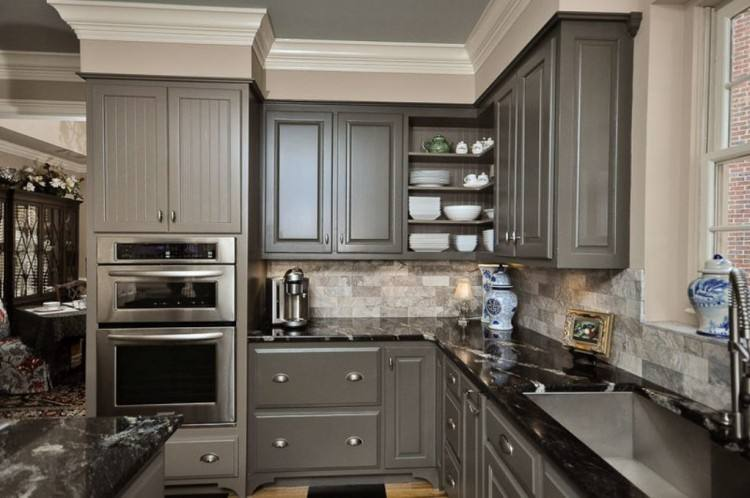 Off White Kitchen Gray Countertops With White Cabinets Kitchen Color Ideas  With White Cabinets Where To Buy Quartz Countertops Kitchen Cabinets Grey  And