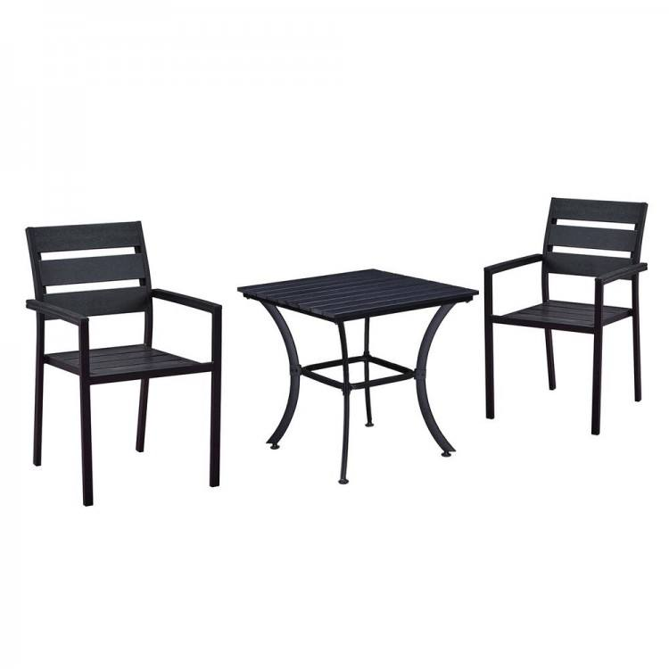 There were several patio bistro sets on clearance