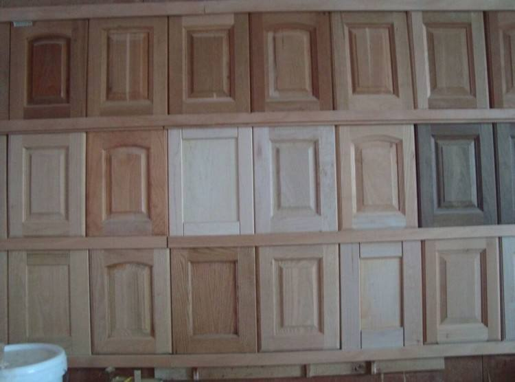 Image of: White Beadboard Doors
