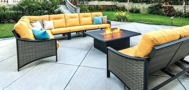 outdoor modern furniture patio