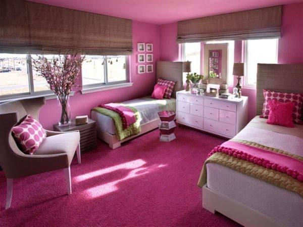 Excellent Pictures Of Teenage Girl Bedroom Decorating Design Ideas : Cute  Pink Teenage Girl Bedroom Decorating
