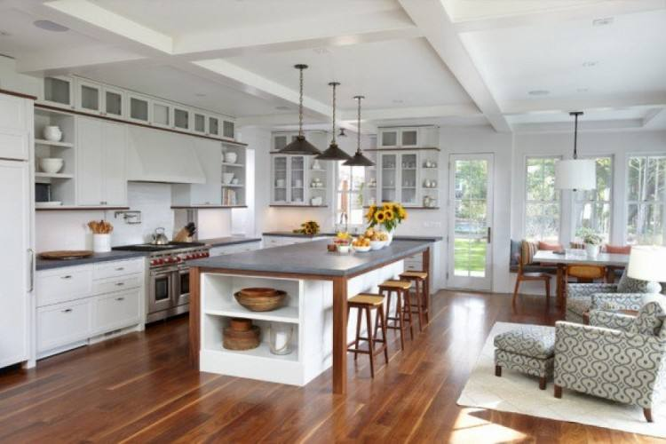 coastal kitchen design coastal kitchen design ideas of the most incredible  kitchens under a mezzanine small
