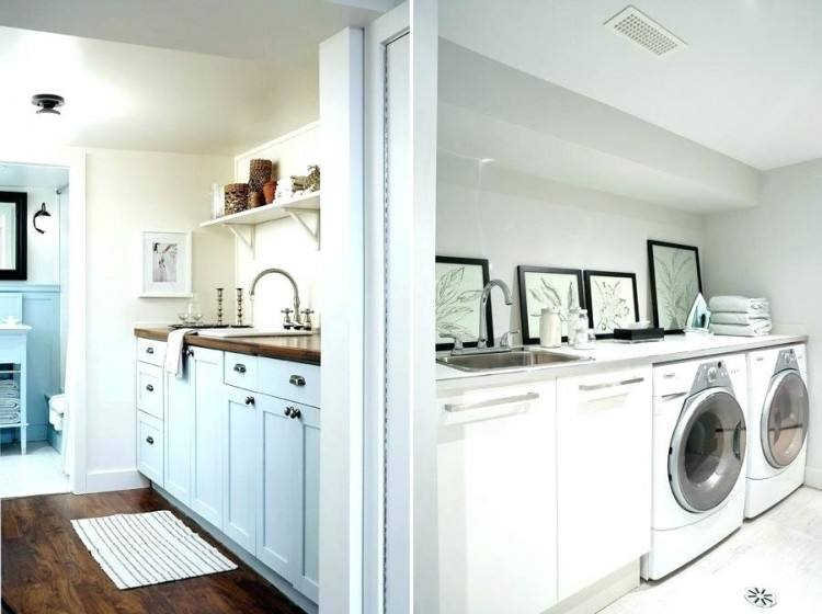 Garage Laundry Room Ideas This Would Be Perfect In My Basement Laundry  Space Converted Garage Space Into Laundry Room Exactly What Id Like To At  My House