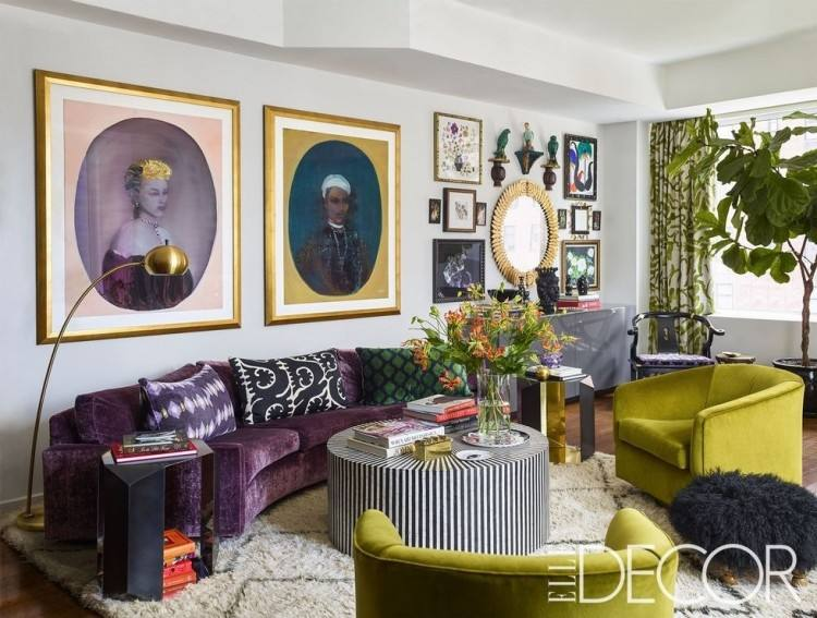 And this year exhibition has one very distinctive trade there is an  explosion of color – vibrant, vital and capturing, so one thing is sure  this year decor