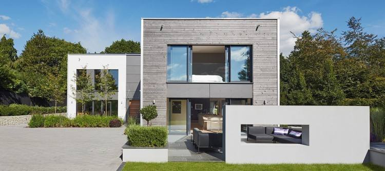 """In 2017, her project """"Vertical Venice Prefab"""" in California won an AIA  Residential Architecture Award"""