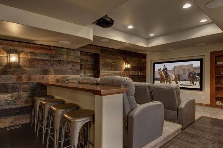 theater room design basement