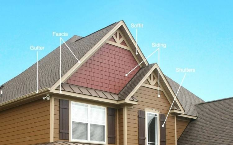 fascia of house fascia construction meaning