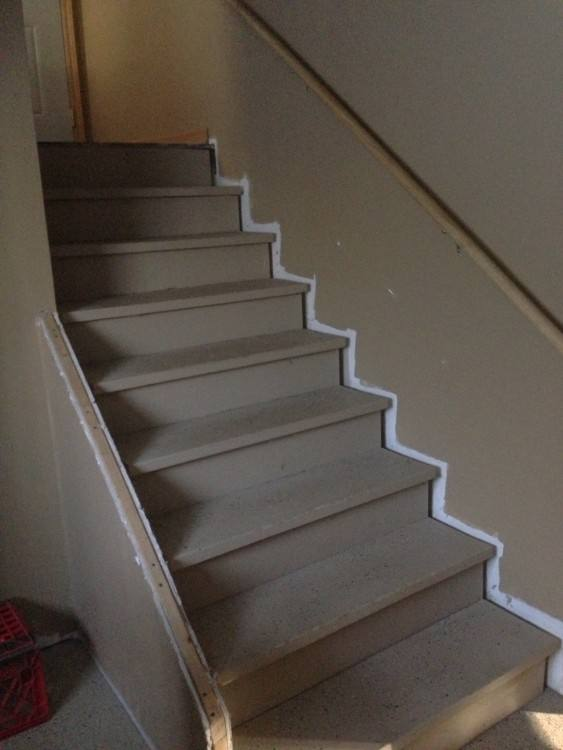 Extravagant Creepy Basement Stairs Ideas Into The Basement Plus Inexpensive  Option For A Stair Runner Home