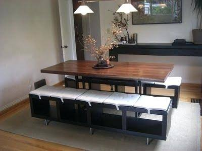 Awesome Modern Dining Room Furniture Designs Ideas Urbanist With Cool Tables