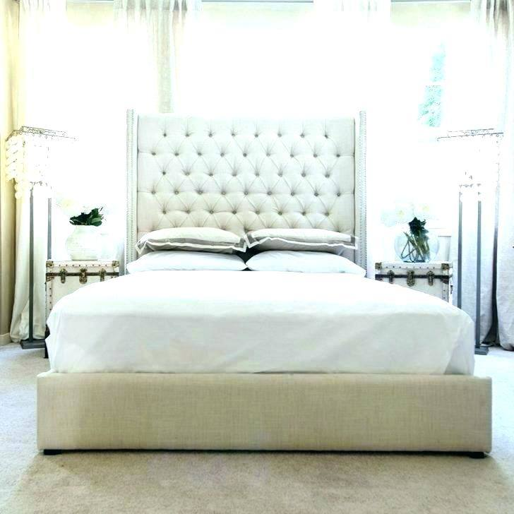 tall upholstered headboard new trend headboards for the modern bedroom  extra king