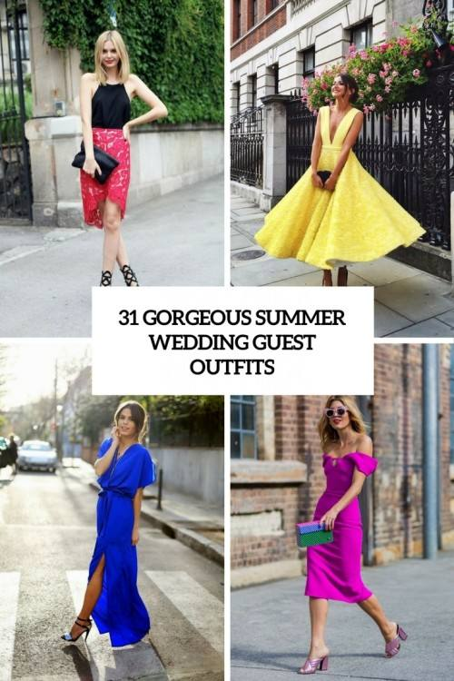 Floral wedding guest dresses for Spring Summer 2017 // see them all on www