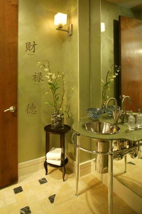 oriental bathroom decor best world decor style images on bathroom  throughout relaxing zen bathroom with oriental