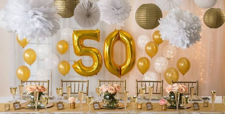 anniversary party decorating best anniversary party decorations ideas on
