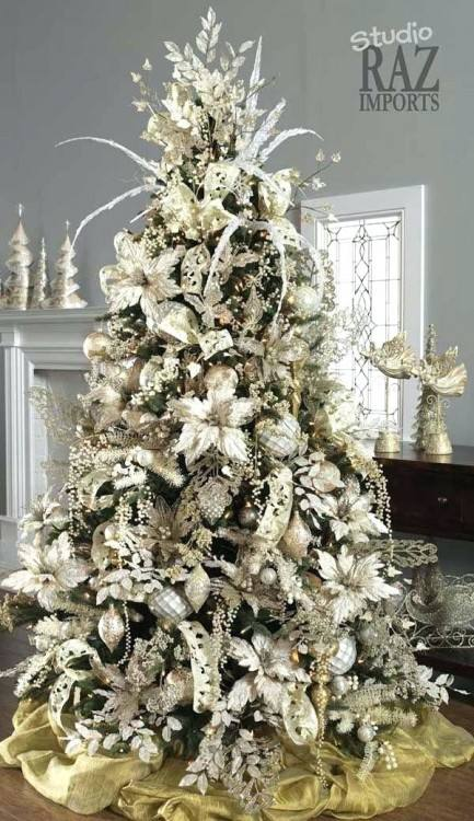 classy christmas tree elegant tree decorating ideas finished elegant  christmas tree toppers
