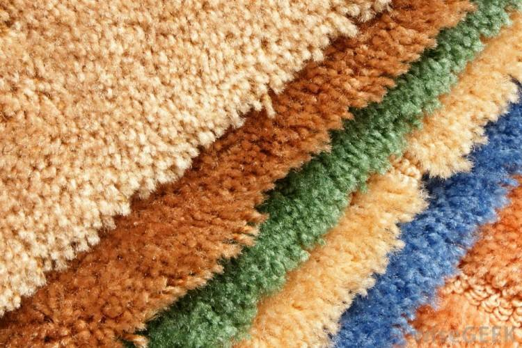 There are many different types of fibers and yarns that are used to make  carpet